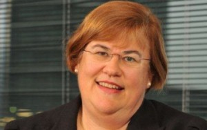 Lesley Titcomb Chief Executive Pension Regulator